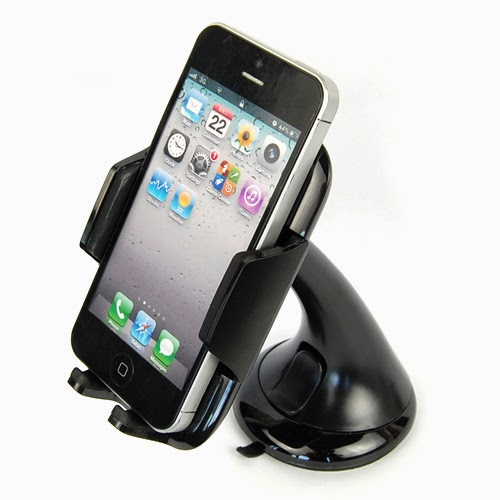 Car Windscreen Dashboard Mount Holder Stand For Cell Phone GPS Nexus iPhone 4/5