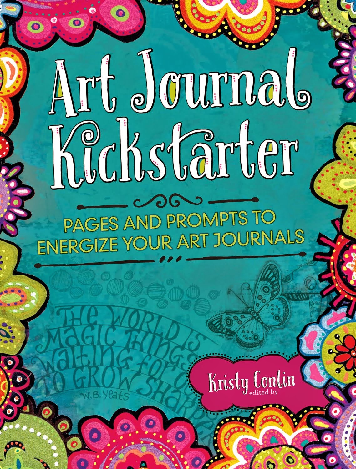 """Art Journal Kickstarter"""