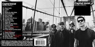 CD Capital Inicial – Acústico NYC 2015
