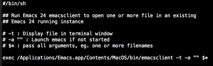 how to write a script in terminal mac