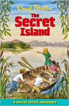Enid Blyton -- The Secret Island