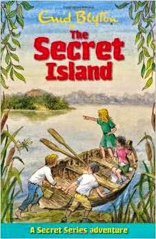 Enid Blyton -- The Secret Island