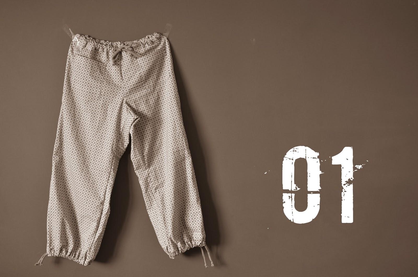 CC Pantalones Junho I