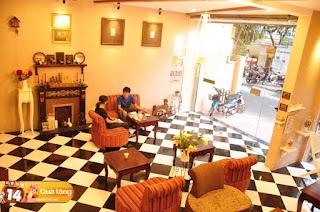 Cây pha lê Cát Tường - Một góc Cafe Me CayPhaLe.com