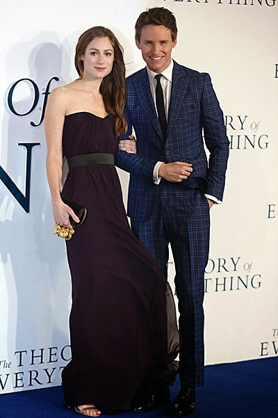 Eddie Redmayne married his girlfriend Hannah Bagshawe