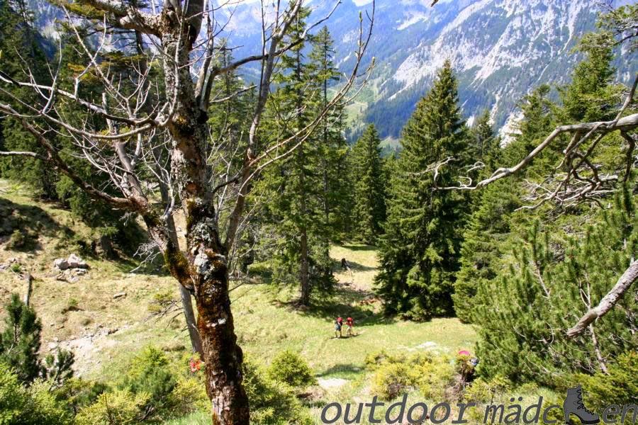 Wanderung zum Frauensee Tirol