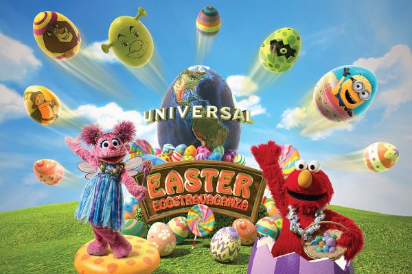 Easter Eggstravaganza at Universal Studios Singapore