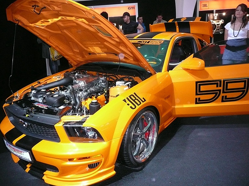 Otomotif modification ford mustang cool - Mustang modification ...
