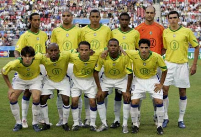 Brazil is one of the world cup teams 2014