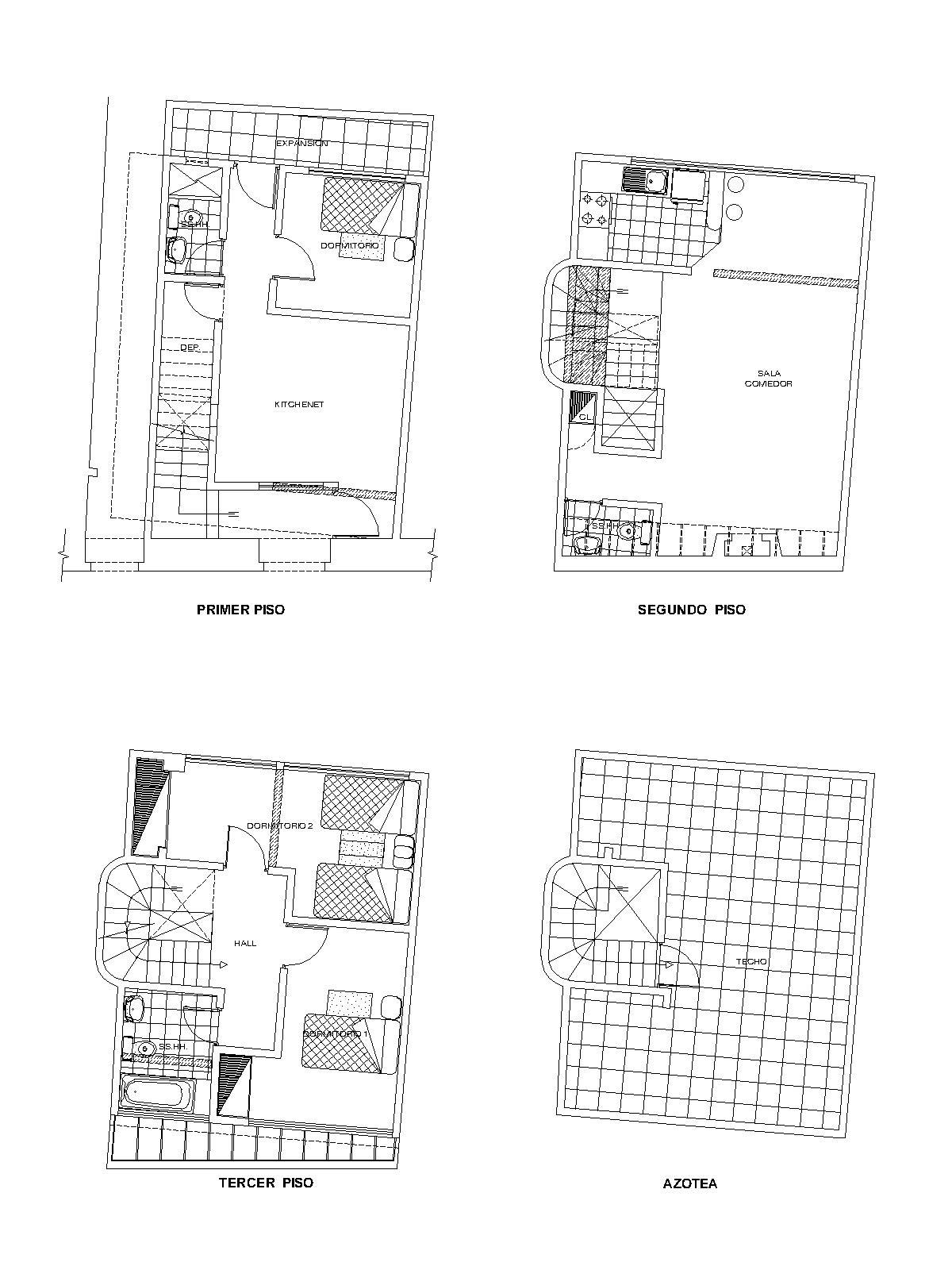 Arquitectura peruana proyectos - Agg arquitectura ...