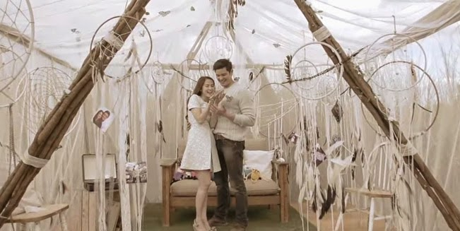 Watch Video of Marian Rivera and Dingdong Dantes Wedding Videos and Preup Wedding Pictures