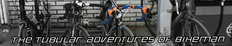 The Tubular Adventures of Bikeman