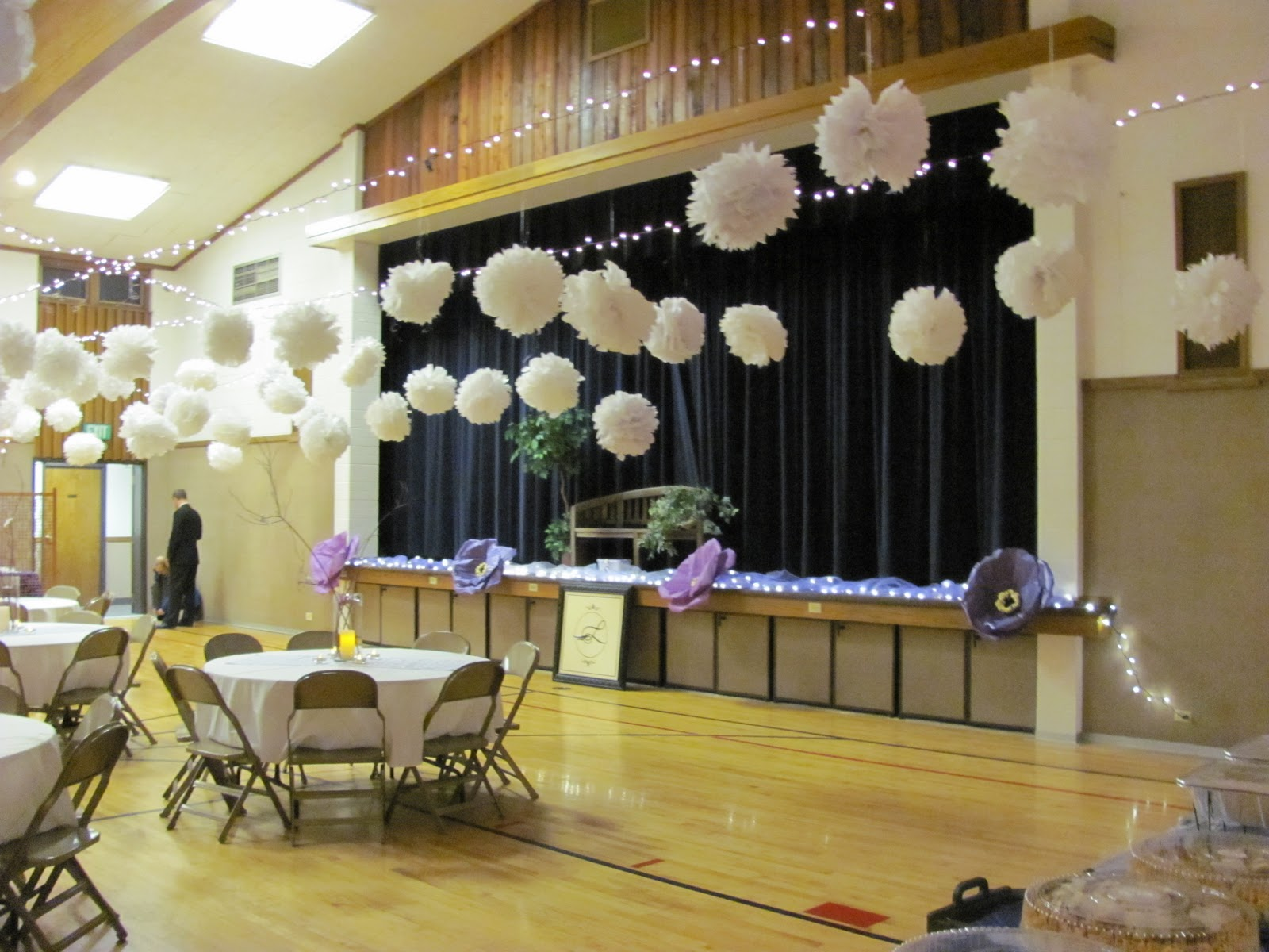 Header wedding open house decorating Wedding decoration house