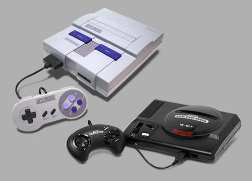 Sega Super Nintendo