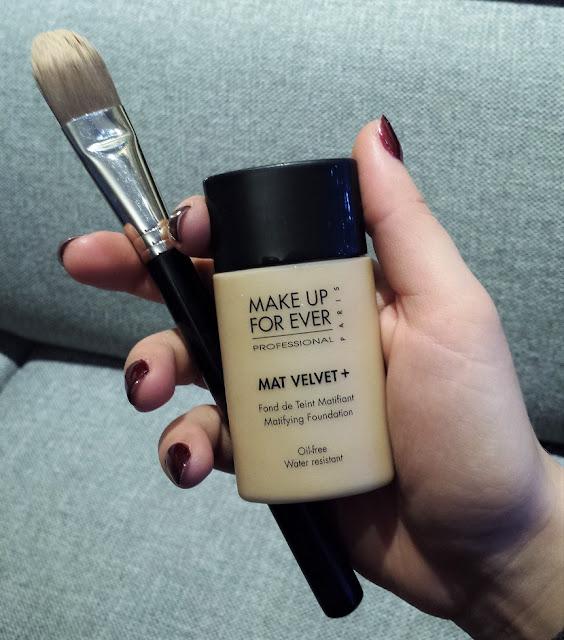 najlepszy podkłąd matujący make up forever