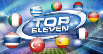 juega Top Eleven en Facebook