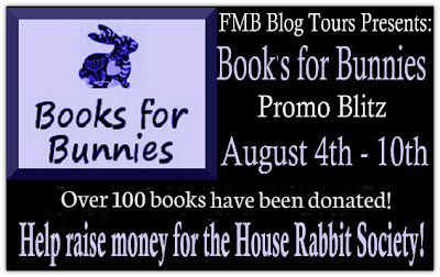 Books for Bunnies Promo Blitz