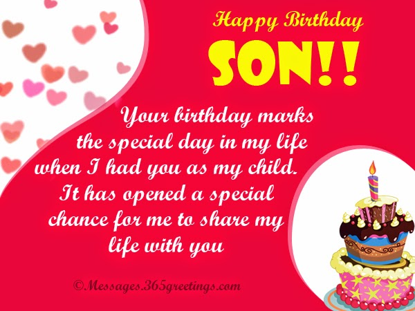All wishes message greeting card and tex message birthday birthday wishes card for son page 03 page 1 2 3 4 m4hsunfo