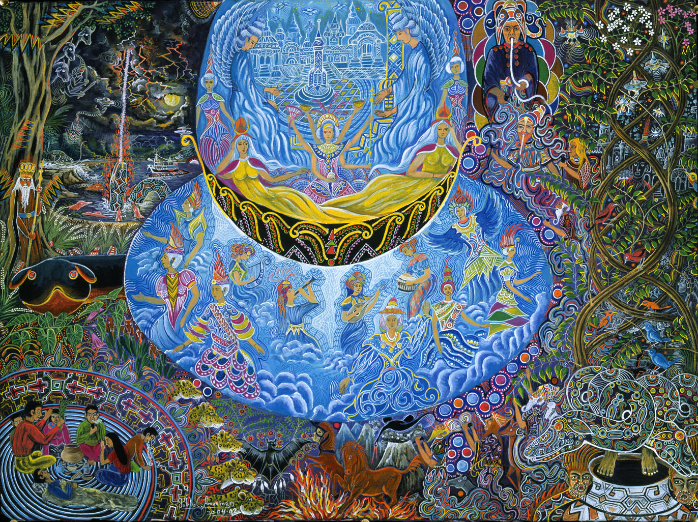 Popular   Wallpaper Home Screen Trippy - ayahuasca%2Bart%2Bwallpaper  Image_46378.jpg