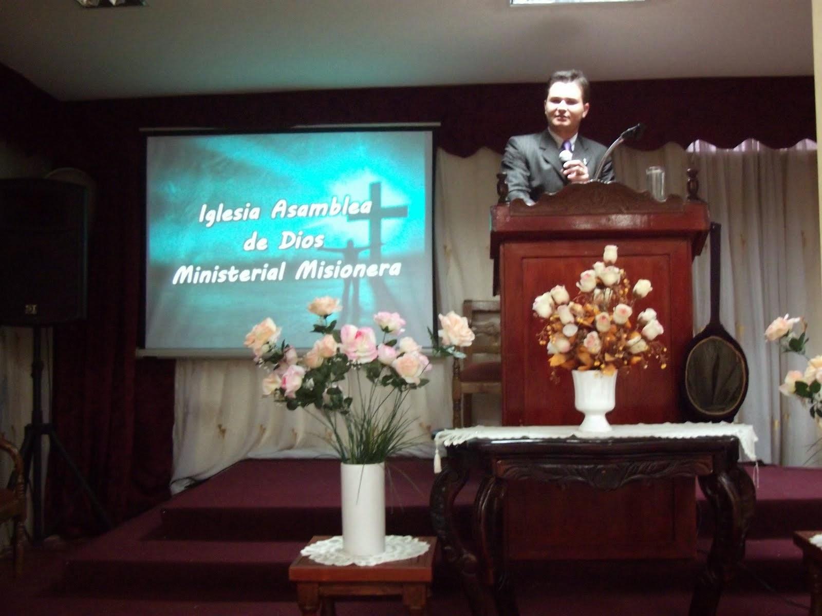 Pregando em la Granja no Chile