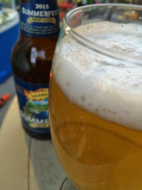 Sierra Nevada Summerfest lager 2