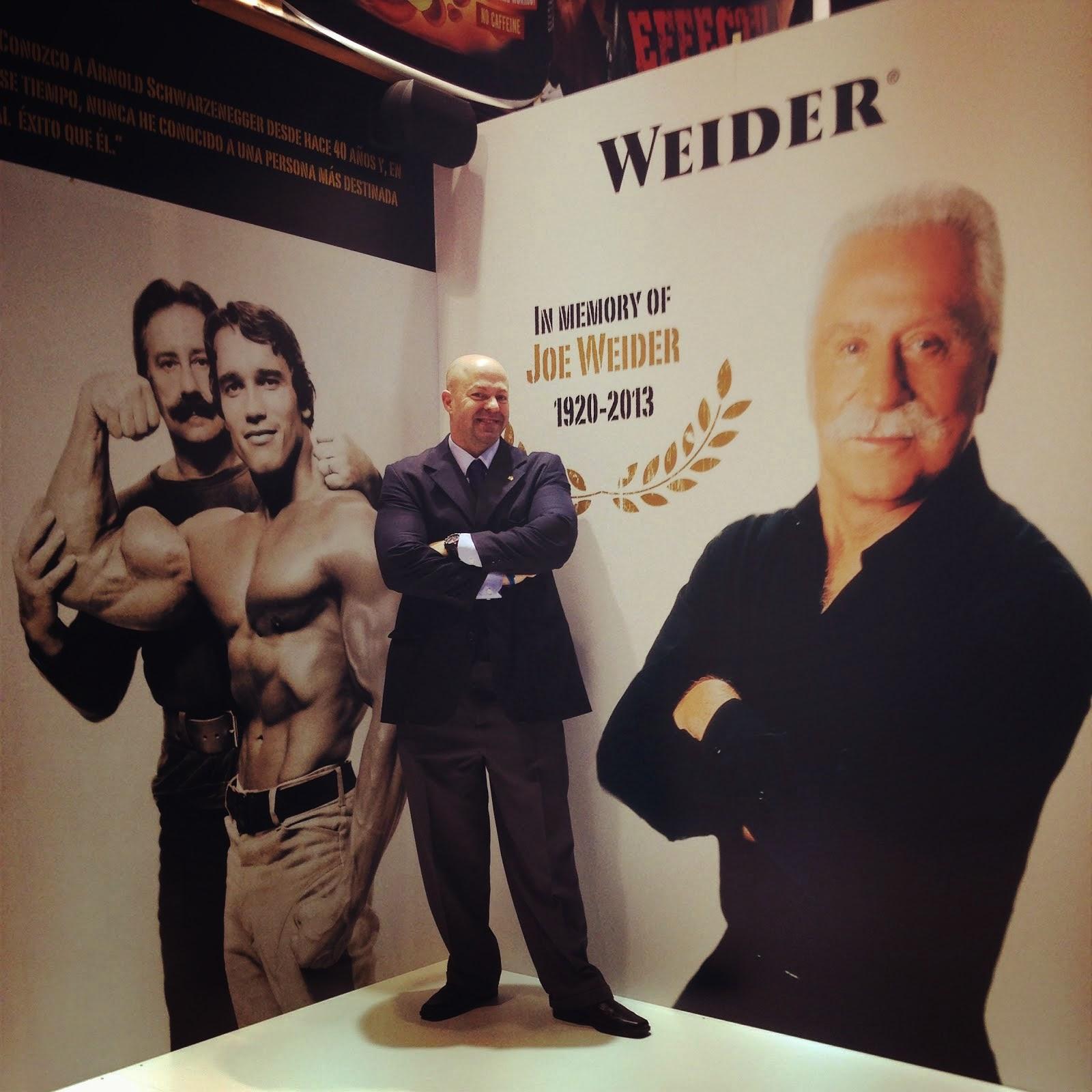 Presidente IFBB São Paulo