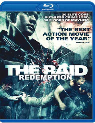 Filme Poster The Raid: Redemption BDRip XviD & RMVB Legendado