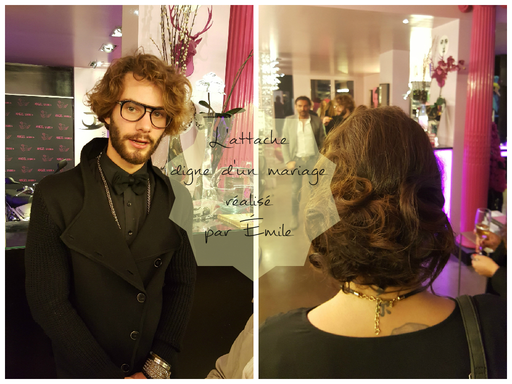 Angel's studio salon de coiffure