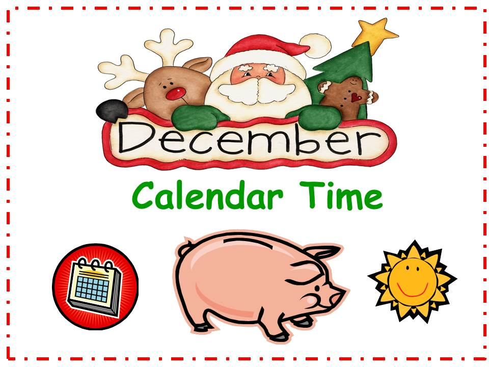 December Calendar Art : December calendar clip art search results new