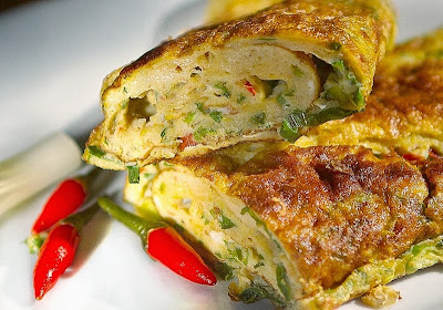 Resep Omelet Telur Sederhana Ala Hotel