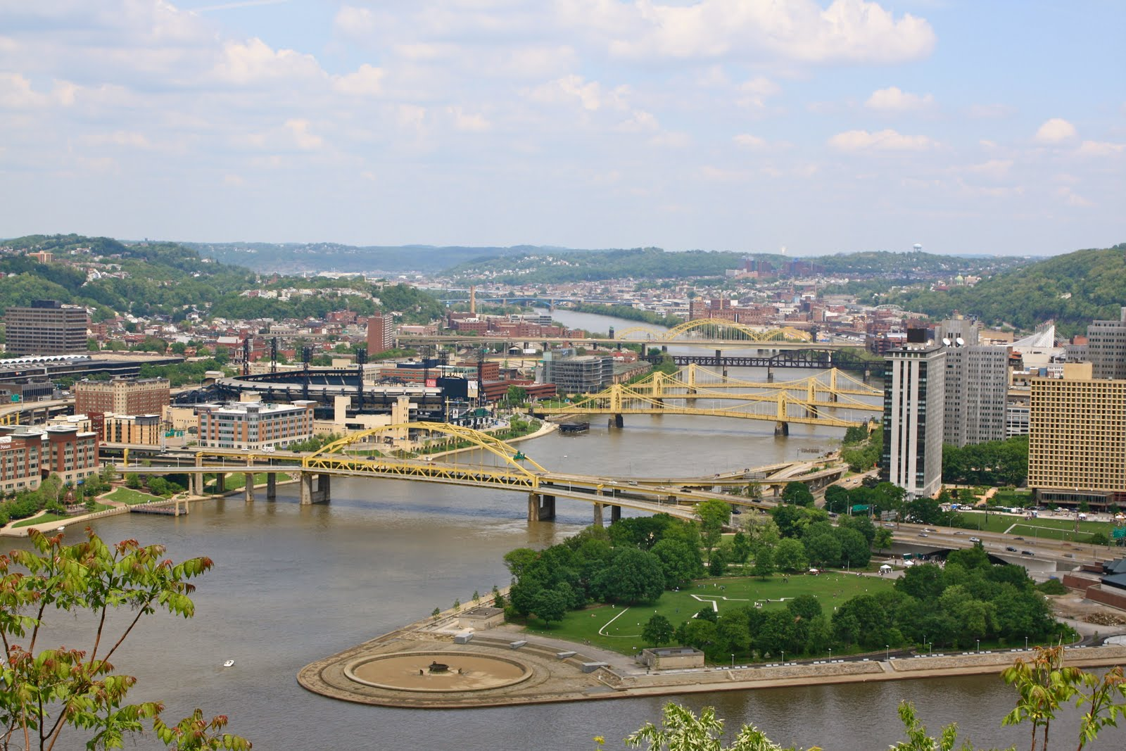 Pittsburg (KS) United States  city images : Pittsburgh was the city I visited last weekend! It was my first time ...