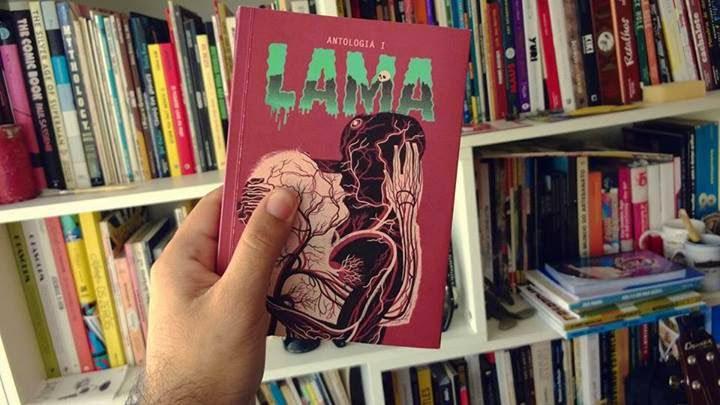 Livro LAMA Antologia I