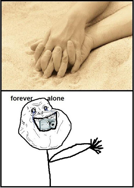 forever alone love