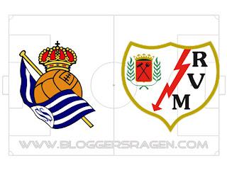 Prediksi Pertandingan Rayo Vallecano vs Real Sociedad