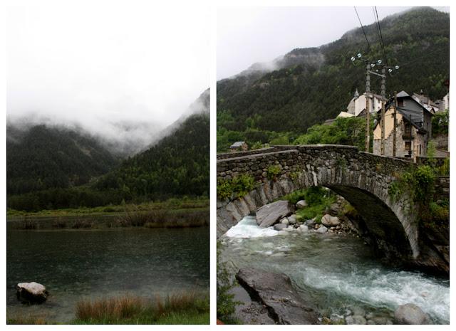 Pireneje Hiszpania- Bielsa