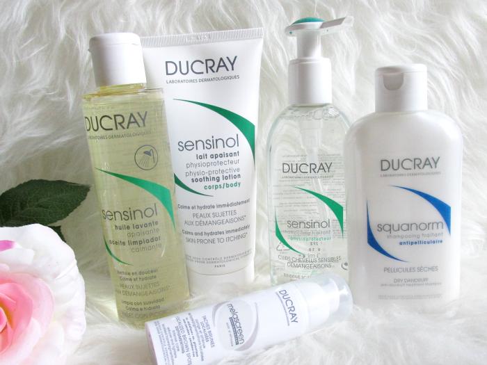 DUCRAY - Dermatologisch wirksame Produkte für Haut & Haar