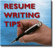 Resume writing tips information technology