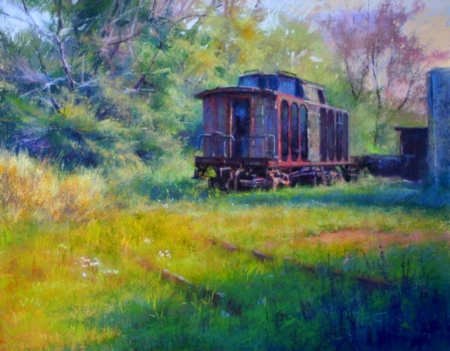Пейзажи. Lisa Mitchell