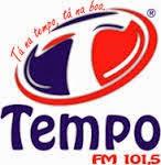 ouvir a Rádio Tempo FM 101,5