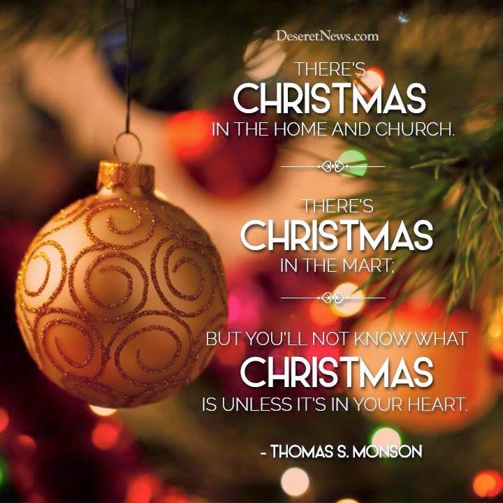 The armor of god christmas in your heart
