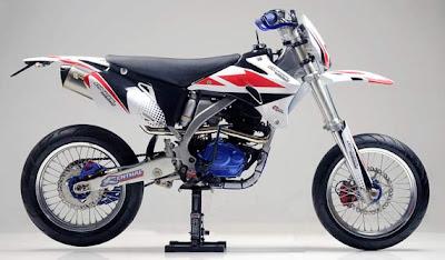 Honda Megapro modifikasi | honda megapro trail | honda megapro supermoto | honda megapro balap