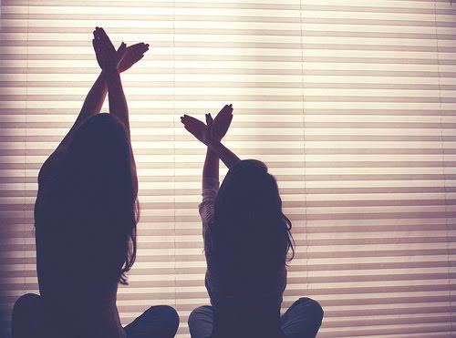 Y cuando me dejas verte solo puedo saber que si te pierdo de vista no sabré por dónde empezar.