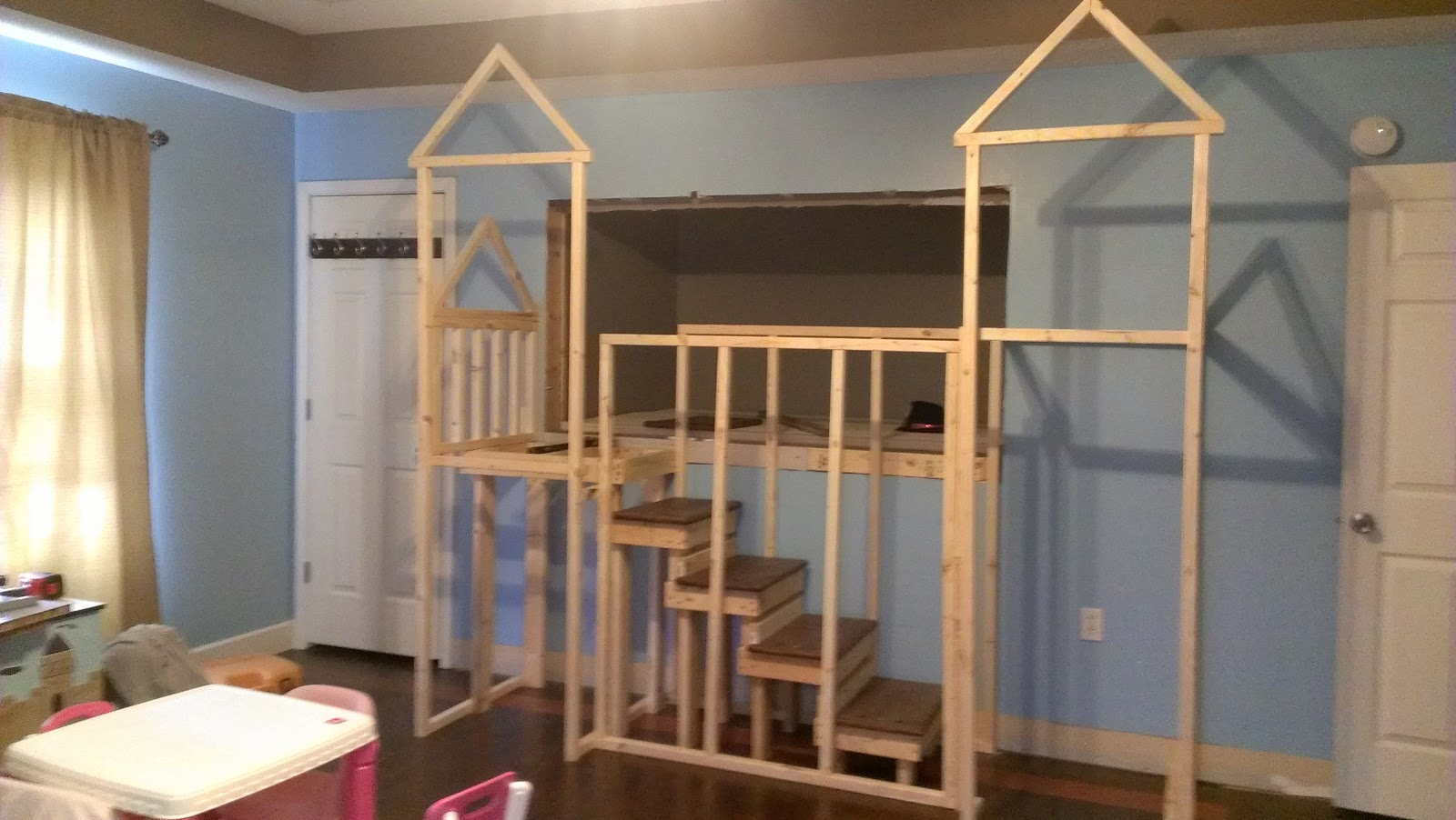 Things I Have Crafted Or Refurbished My Grandbabies