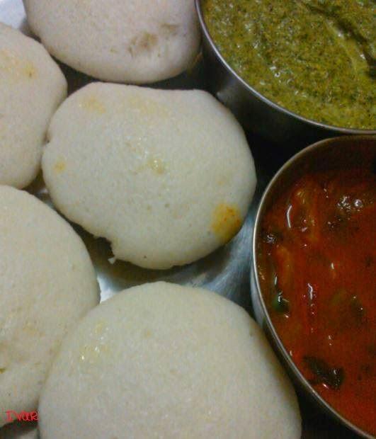 Idly, Chennai
