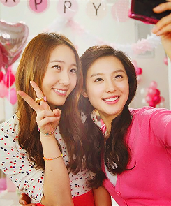 Krystal Jung f(x) Kim Ji Won Best Friends