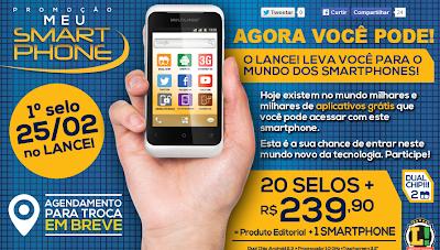 """Promoção """" Meu Smartphone"""""""