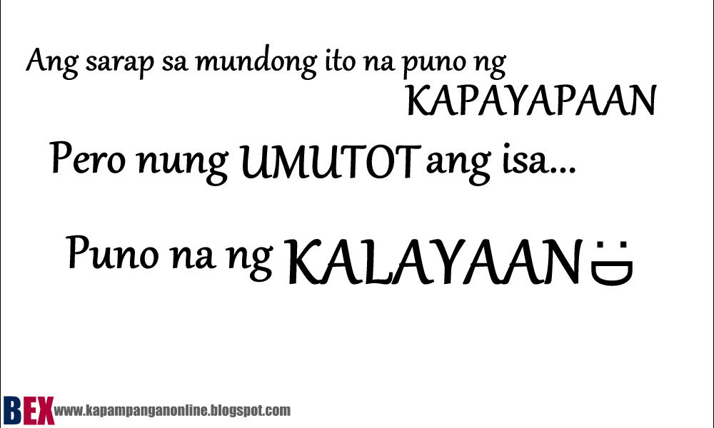 Love quotes tagalog twitter 2014