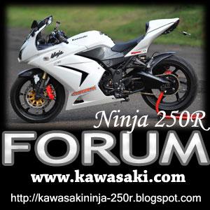 Kawasaki Ninja 250R Forum