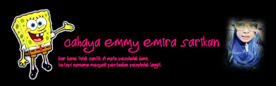 Nur eMMy eMira Sarikun / emmy1703