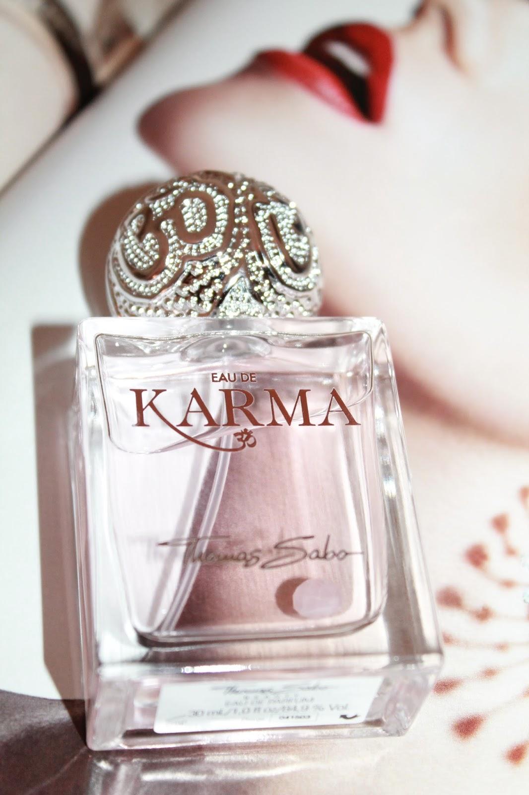 my sweet valentine thomas sabo launches the new feminine fragrance eau de karma. Black Bedroom Furniture Sets. Home Design Ideas